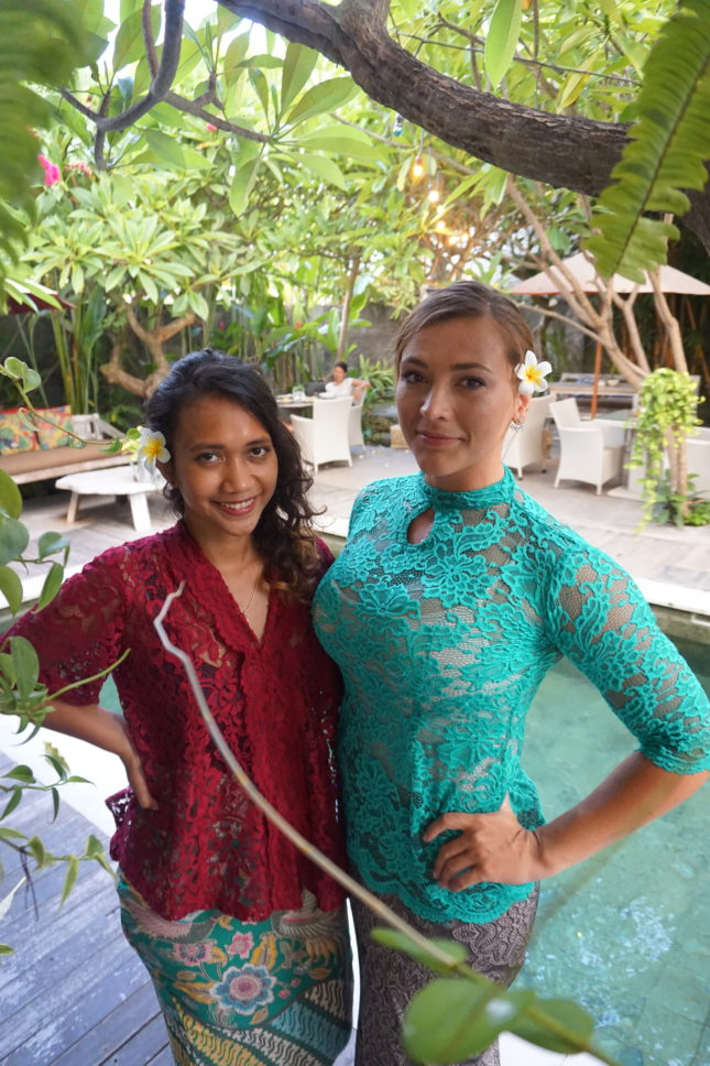 olivia and sarah from living in bali podcast