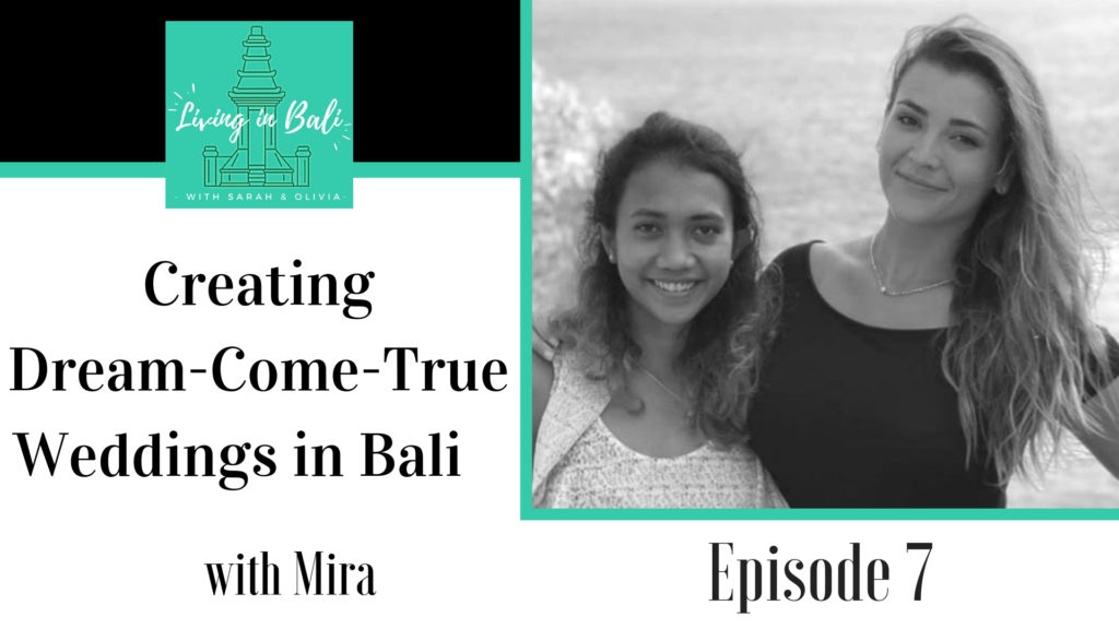 b3e12b50d01485 Mira is originally from Borneo but just like many people who visit Bali