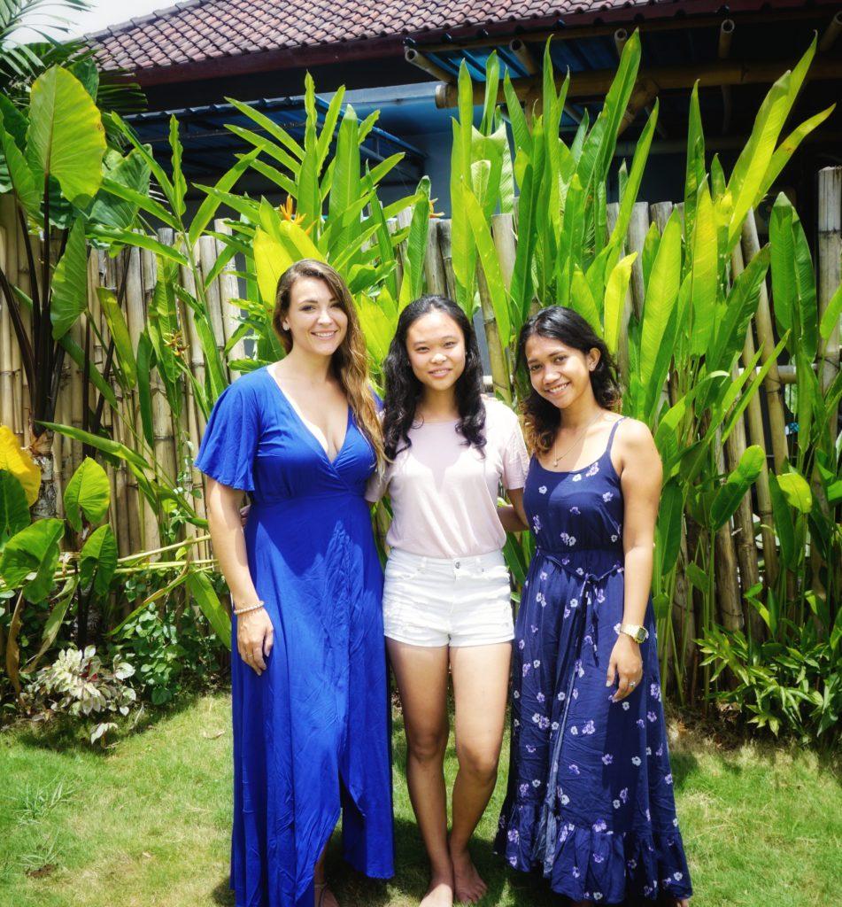 Arielle Chenarra - Living in Bali Podcast
